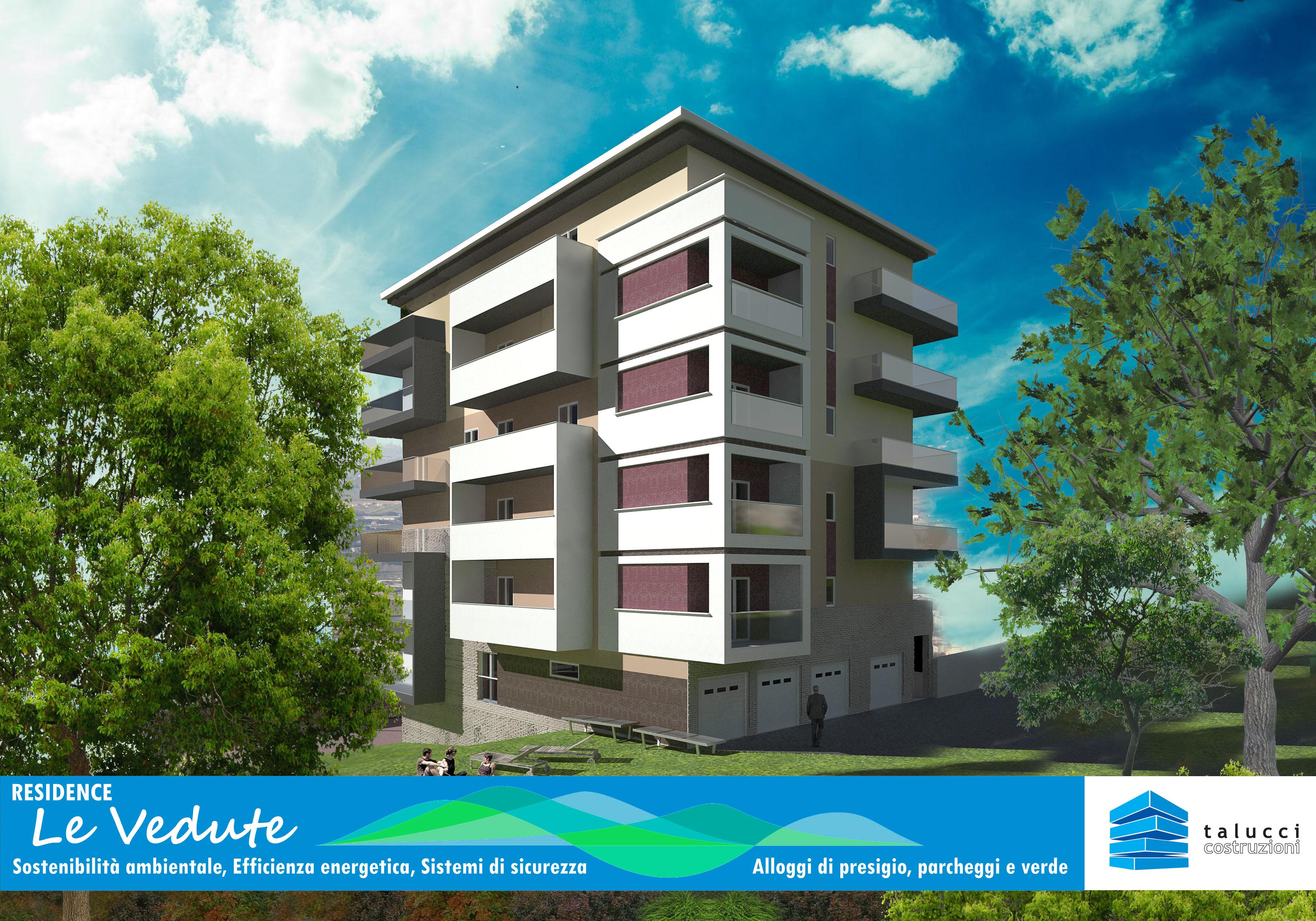 "Pentalocale – Residence""Le Vedute"" Palazzina ""A"" – Via Bellini"